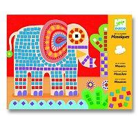 Výtvarná sada Djeco - Slon a šnek