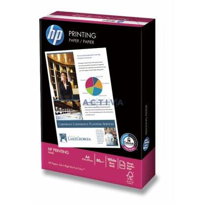 Obrázok produktu HP Printing Paper - xerografický papier - A4, 80 g, 5 × 500 listov
