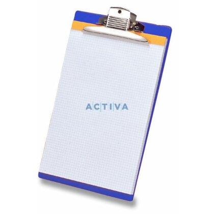 Obrázek produktu Esselte - psací deska s klipem - modrá, A4
