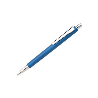 Obrázek produktu AMPIO - kuličková tužka kov, výběr barev - modrá