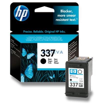 Obrázek produktu HP - cartridge C9364EE, black č. 337 (černá) pro inkoustové tiskárny
