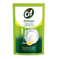 Prostředek na mytí nádobí Cif Citron