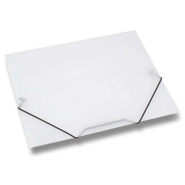 3chlopňové desky FolderMate Color Office čiré