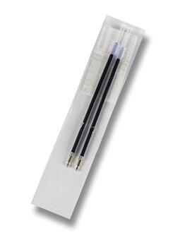 Obrázek produktu Náplň do kuličkové tužky - inkoust se sníženou viskozitou - modrá, 2 ks