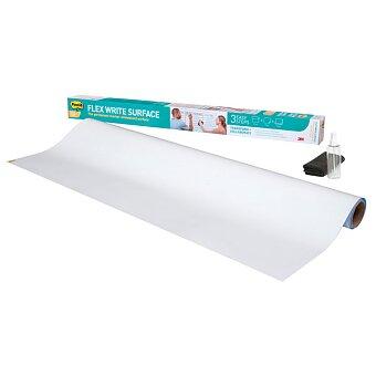 Obrázek produktu Samolepicí popisovatelná fólie 3M Post-it Super Sticky Flex Write - 90 x 120 cm