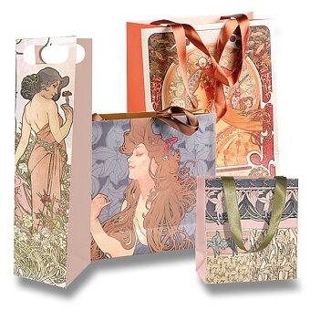Obrázek produktu Dárková taška Art Nouveau Mucha - různé rozměry