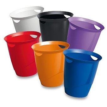 Obrázek produktu Odpadkový koš Durable Trend - objem 16 l, výběr barev
