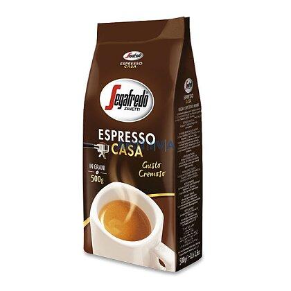 Obrázek produktu Segafredo Espresso Casa - zrnková káva - 500 g