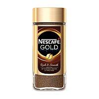Instantní káva Nescafé Gold