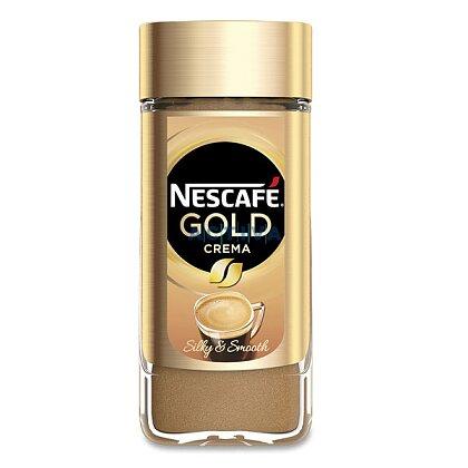 Obrázek produktu Nescafé Gold Crema - instantní káva - 100 g