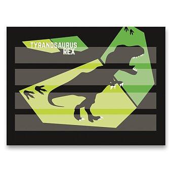 Obrázek produktu Podložka na sestavování slov T-Rex