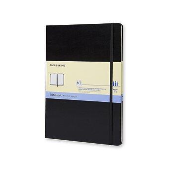 Obrázek produktu Skicář Moleskine - tvrdé desky - A4, černý