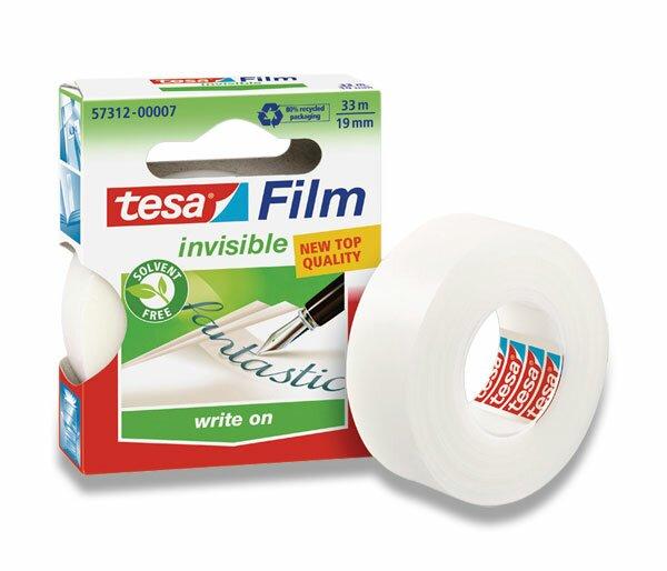 Samolepicí páska Tesa Film Invisible 19 mm × 33 m