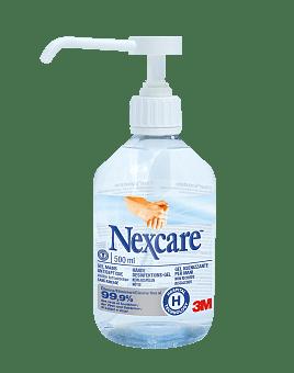 Obrázek produktu Dezinfekční gel na ruce Nexcare - 500 ml