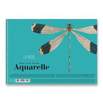 Obrázek produktu Skicák Shkolyaryk Muse Aquarelle - A4, 20 listů