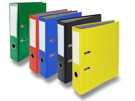 Obrázek produktu Pákový pořadač OA - poloplast, A4, 75 mm, výběr barev
