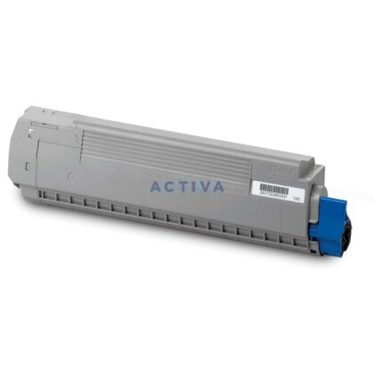 Obrázek produktu OKI - toner MC860, cyan (modrý) pro laserové tiskárny