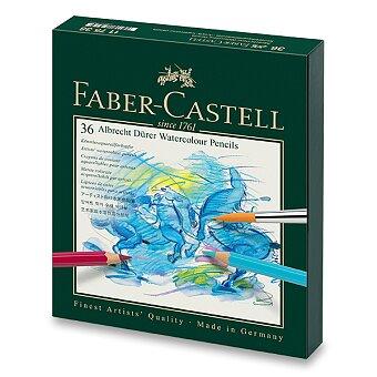 Obrázek produktu Akvarelové pastelky Faber-Castell Albrecht Dürer - studio box, 36 barev