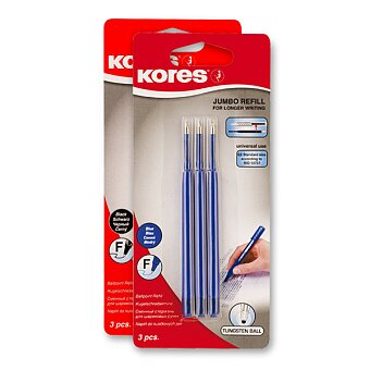 Obrázek produktu Náplň Kores K6 - modrá
