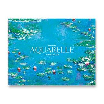 Obrázek produktu Skicák Shkolyaryk Muse Aquarelle - A4+, 15 listů