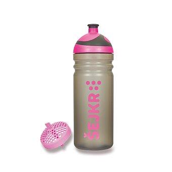 Obrázek produktu Zdravá lahev ŠEJKR 0,7 l - růžová