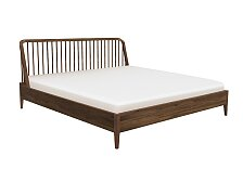 Postel Ethnicraft Spindle Bed
