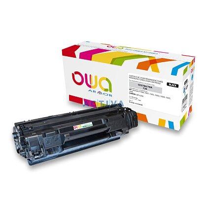 Obrázek produktu Armor - toner CE278A, black (černá) pro laserové tiskárny