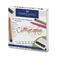 Popisovač Faber-Castell Pitt Artist Pen Calligraphy