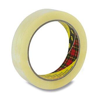Obrázek produktu Balicí páska Scotch - 25 mm x 66 m, transparentní