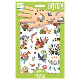 Obrázek produktu Tetování Djeco - Šťastné jaro
