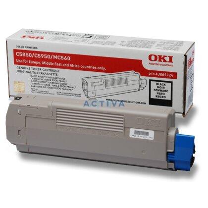 Obrázek produktu OKI - toner C5850 / C5950, black (černý) pro tiskárny a faxy