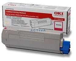 Toner OKI C5850 / C5950 pro tiskárny a faxy