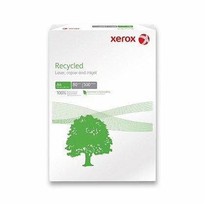 Obrázok produktu Xerox Recycled - recyklovaný papier - A4, 5 × 500 listov