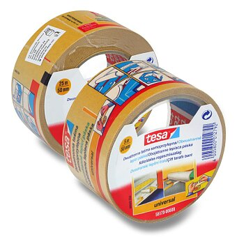 Obrázek produktu Oboustranná kobercová lepící páska Tesa Double Face - šíře 50 mm, výběr návinu