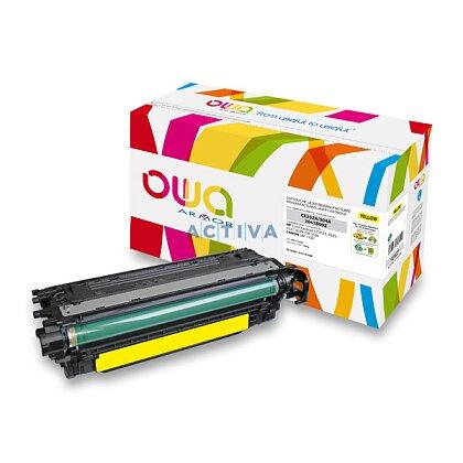Obrázek produktu Armor - toner CE252A, yellow (žlutá) pro laserové tiskárny