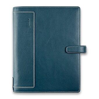 Obrázek produktu Diář A5 Filofax Holborn - modrý