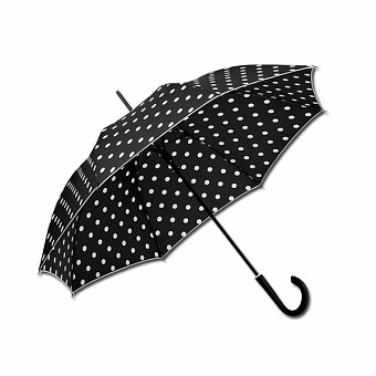 Obrázek produktu SANTINI POPPINS - polyesterový vystřelovací deštník, 8 panelů, výběr barev