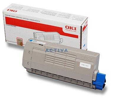 Obrázek produktu Toner OKI C710 pro laserové tiskárny - cyan (modrý)
