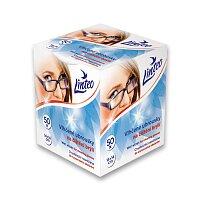 Vlhčené uborusky pro čištění brýlí Linteo