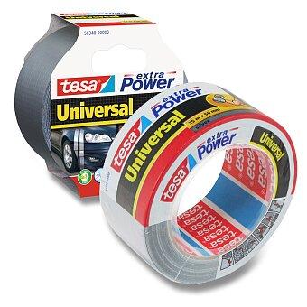 Obrázek produktu Textilní páska super pevná Tesa Extra Power - šíře 50 mm, výběr návinu