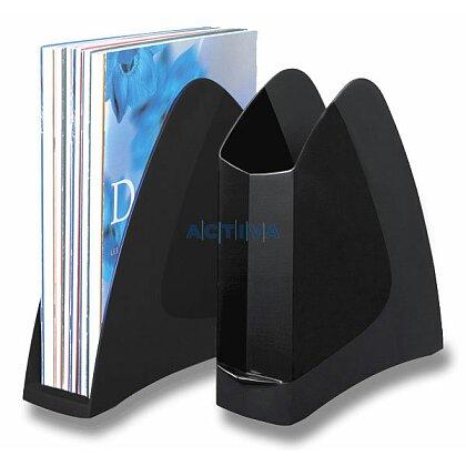 Obrázek produktu CEP First - plastový stojan na katalogy - černý