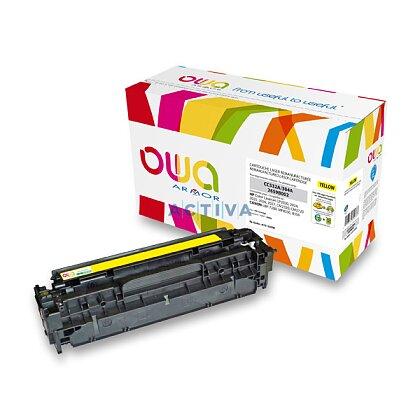 Obrázek produktu Armor - toner CC532A, yellow (žlutá) pro laserové barevné tiskárny