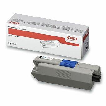 Obrázek produktu Toner OKI C310 pro laserové tiskárny - black (černý)