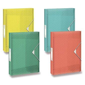 Obrázek produktu Box na dokumenty Esselte Colour'Ice - A4, hřbet 25 mm, výběr barev