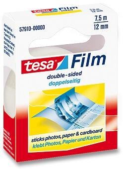 Obrázek produktu Oboustranná lepicí páska Tesa Film - 12 mm x 7,5 m