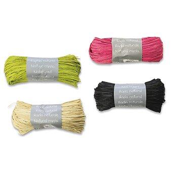 Obrázek produktu Přírodní dárkový provázek Clairefontaine - 1 m, výběr barev
