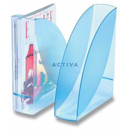 Obrázek produktu CEP Ice Blue - plastový stojan na katalogy