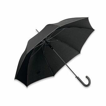Obrázek produktu INVERZO - polyesterový vystřelovací deštník, 8 panelů, výběr barev