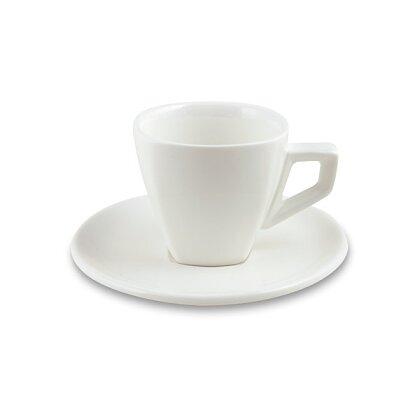 Obrázek produktu Coffee - šálek 160 ml s podšálkem, 6 ks