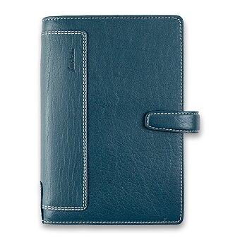 Obrázek produktu Osobní diář Filofax Holborn A6 - modrý